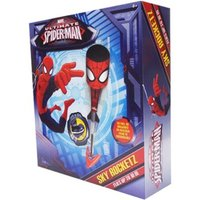 Spiderman Foam Rocket Air Launcher