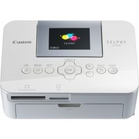 Canon SELPHY CP1000 Compact Photo Printer White UK Plug