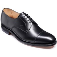 Barker Morden - Black Calf - Dainite Sole - G - Wide - 7