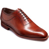 Barker Plymouth - Chestnut Calf - FX - Medium+ - 10