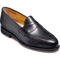 Barker Portsmouth - Black Calf - F - Medium - 8.5