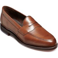 Barker Portsmouth - Dark Walnut Calf - F - Medium - 10.5