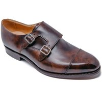 Trickers Leavenworth - Dark Brown - F - Medium - 9