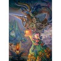 Grafika Josephine Wall - My Lady Unicorn 2000 Teile Puzzle Grafika-T-00361