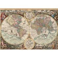 Art Puzzle Antike Weltkarte 260 Teile Puzzle Art-Puzzle-4276