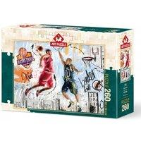 Art Puzzle Basketball 260 Teile Puzzle Art-Puzzle-4580