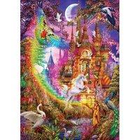 Art Puzzle Rainbow Castle 500 Teile Puzzle Art-Puzzle-5075