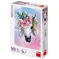 Dino XXL Teile - Einhorn 500 Teile Puzzle Dino-51403