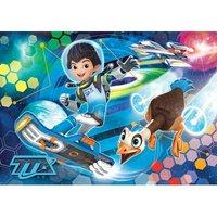 Clementoni Riesen-Bodenpuzzle - Disney: Miles 24 Teile Puzzle Clementoni-24052