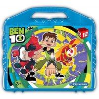 Clementoni Würfelpuzzle - Ben 10 12 Teile Puzzle Clementoni-41188