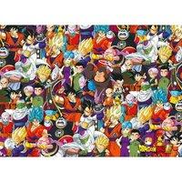 Clementoni Impossible Puzzle - Dragon Ball 1000 Teile Puzzle Clementoni-39489
