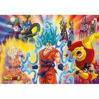 Clementoni Supercolor Dragon Ball 180 Teile Puzzle Clementoni-29761