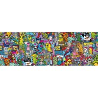 Clementoni Tokidoki 1000 Teile Puzzle Clementoni-39568