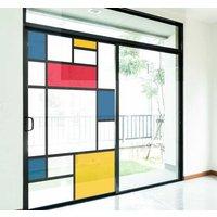 Tenvinilo ES|Vinilo abstracto para pared Mondrian arte