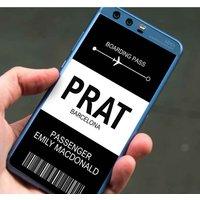 Decalcomania_biglietto_aereo_aeroporto_personalizzabile_tenstickers_stickers