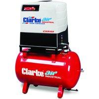 Clarke Clarke CXR100R 37.1cfm 270 Litre 10HP Industrial Scre