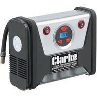 Clarke Clarke CAC100 12V Tyre Inflator/Air Compressor