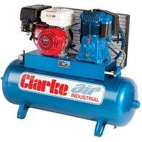Clarke Clarke SP27C150 25cfm 150Litre 8HP Petrol Air Compres