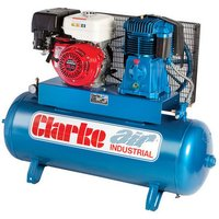 Clarke Clarke SP27EC150 23cfm 150Litre 8HP Electric Start Pe