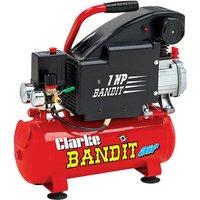 Clarke Clarke Bandit 4 Air Compressor 8 Litre