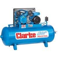 Clarke Clarke XEV16/150 (OL) 14cfm 150Litre 3HP Industrial Air Compressor (230V)