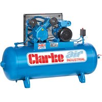 400 Volt 3 Phase Clarke XEV16 150 Industrial Air Compressor  400V