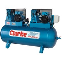 Clarke Clarke XE29/270 - Industrial Air Compressor (230V)