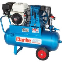 Clarke Clarke XPP15/50 15cfm 50Litre 6.5HP Portable Petrol A