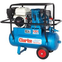 Clarke Clarke XPPH15/50 15cfm 50Litre 6.5HP Portable Petrol