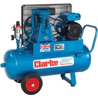 Clarke Clarke XEP15/50 Portable Industrial Air Compressor (230V)