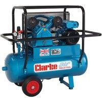 Clarke Clarke XEPVH11/50 Portable Heavy Duty Air Compressor (230V)