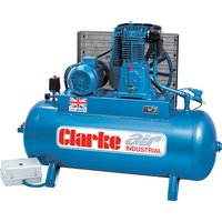 Clarke Clarke SE46C270 40cfm 270Litre 10HP Industrial Air Co