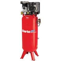 400Volt 3 Phase Clarke VE18C150 18cfm 150l Industrial Vertical Electric Air Compressor (400V)
