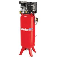 400 Volt 3 Phase Clarke VE18C150 18cfm 150l Industrial Vertical Electric Air Compressor  400V