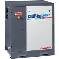 Clarke Clarke CXR200 20HP Industrial Screw Compressor
