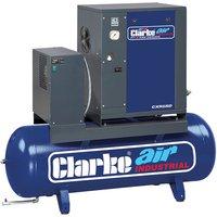 Clarke Clarke CXR5RD 17.1cfm 200Litre 5.5HP Industrial Screw