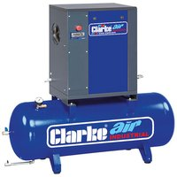 Clarke Clarke CXR15R 53cfm 270Litre 15HP Industrial Screw Co