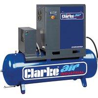 Clarke Clarke CXR20RD 65.3cfm 500Litre 20HP Industrial Screw