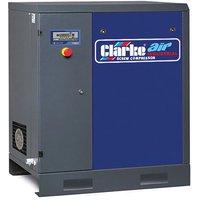 400Volt 3 Phase Clarke CXR30 106cfm 0Litre 30HP Industrial Screw Compressor  400V