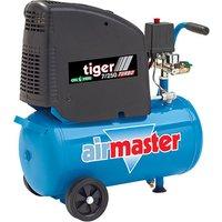 Airmaster Airmaster Tiger 7 250 7cfm 24Litre 2HP Oil Free Air Compressor  230V