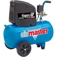 Airmaster Airmaster Tiger 7 510 7cfm 50Litre 2HP Oil Free Air Compressor  230V