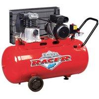 Clarke Clarke Racer 9/100P 2hp 100 Litre Belt Driven Air Compressor (400V)