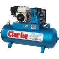 Clarke Clarke XP15/150 15cfm 150Litre 6.5HP Petrol Industria