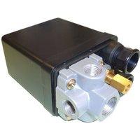 Clarke Clarke Pressure Switch 4 Port 20 Amp 1 Phase