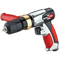 Clarke Clarke X-Pro CAT137 Professional 3/8 Keyless Reversible Air Drill