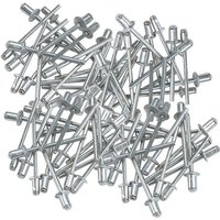 Clarke Pk100 Pop Rivets 3.2mm x 6mm