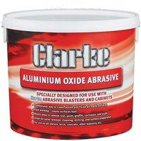 Clarke 22kg Aluminium Oxide Abrasive   60 Grit