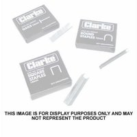 Clarke Clarke 8mm Staples Carton for CSG1C (5000)
