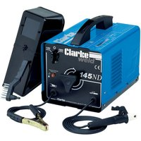 110Volt Clarke 145ND Dual Voltage ARC Welder