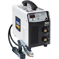 GYS GYS PROGYS 200A PFC Professional Inverter Arc/TIG Welder with Digital Display